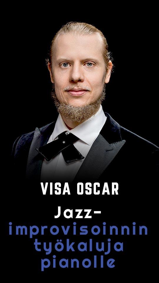 Jazz-improvisoinnin työkaluja pianolle