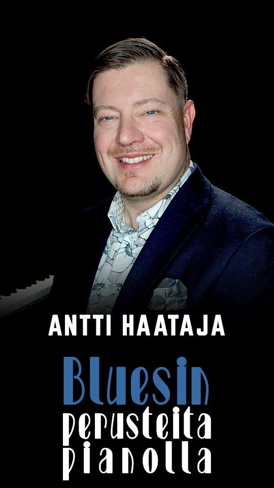 Bluesin perusteita pianolla