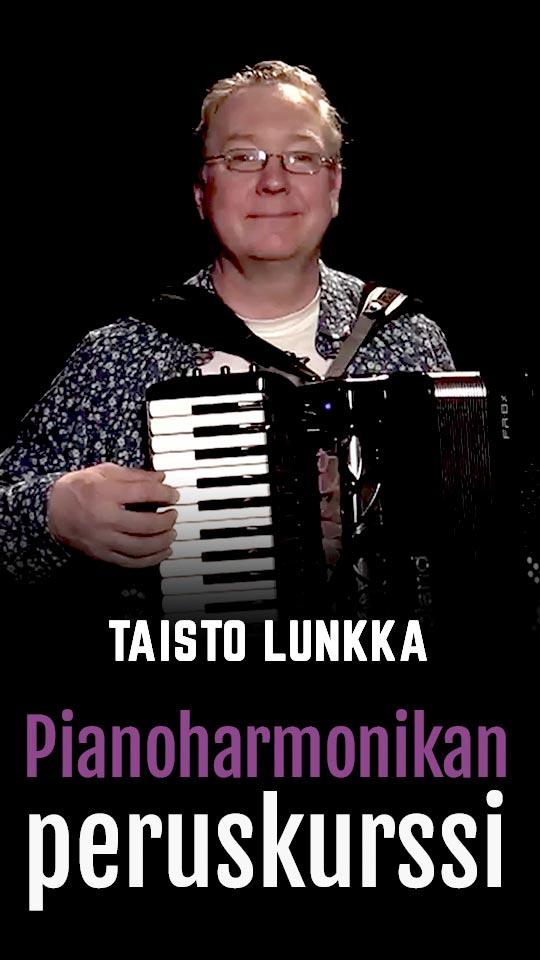 Pianoharmonikan peruskurssi